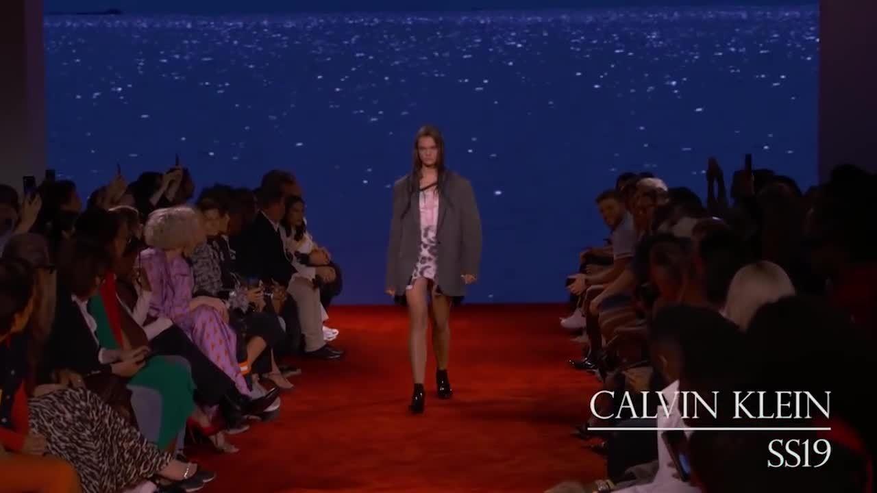 Calvin Klein Xuân Hè 2019