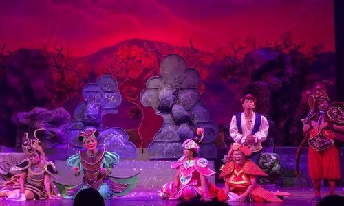 Hữu Châu trở lại với dàn diễn viên Ngày xửa ngày xưa