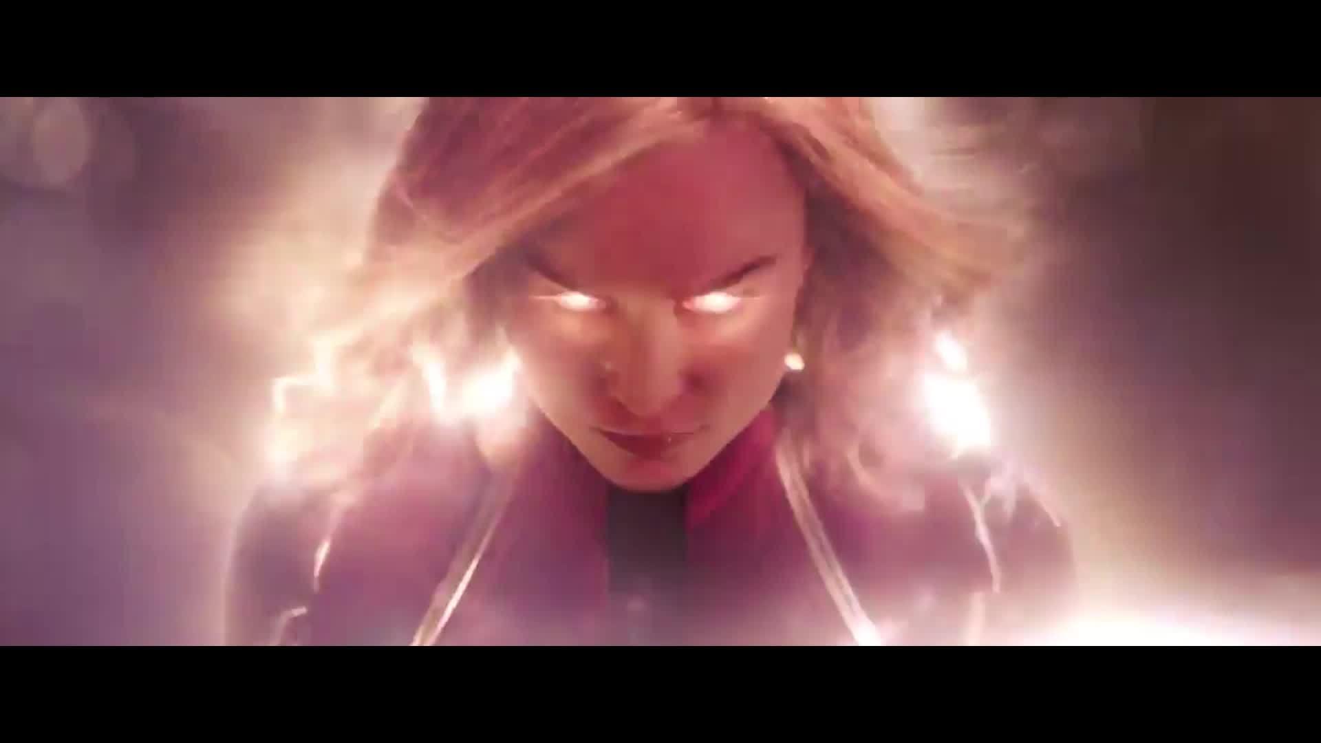 Trailer Captain Marvel (Đại úy Marvel)