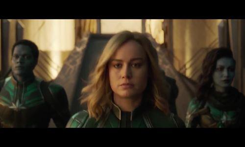 Trailer phim về nữ siêu nhân Marvel gây sốt tuần qua