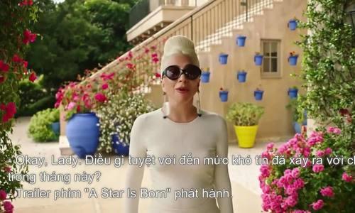 73 câu hỏi với Lady Gaga