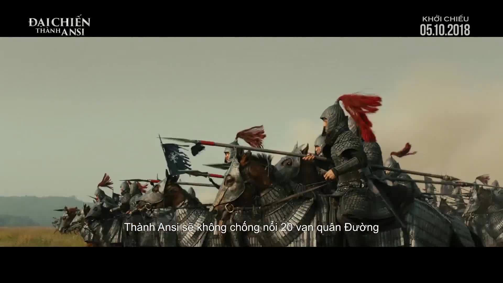 Trailer The Great Battle (Đại chiến thành Ansi)