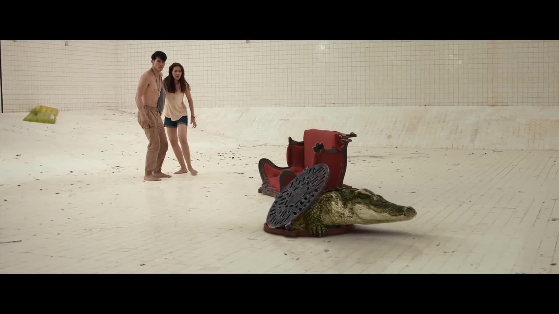 Trailer The Pool (Hồ bơi tử thần)