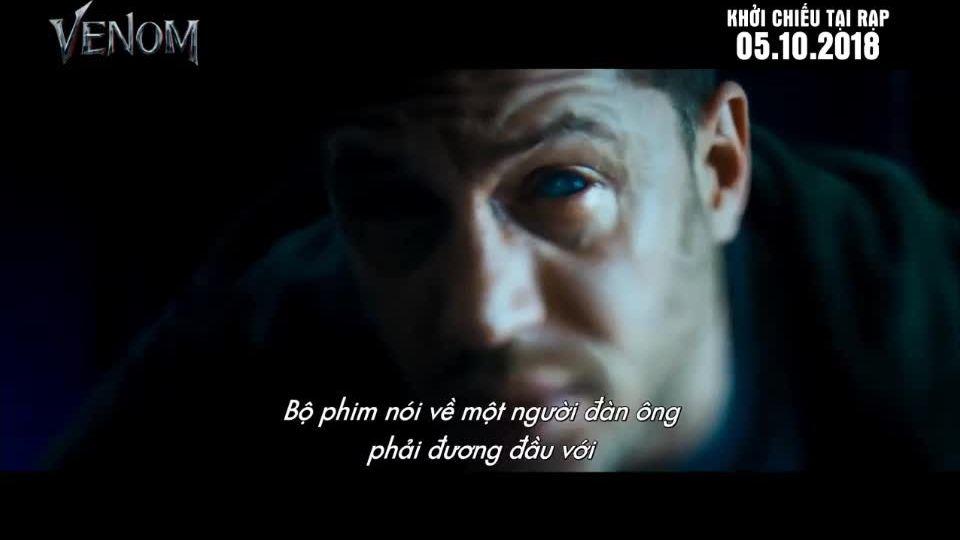Tom Hardy hóa thân thành Venom