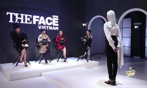 Màn tranh giành Mid Nguyễn ở The Face 2018