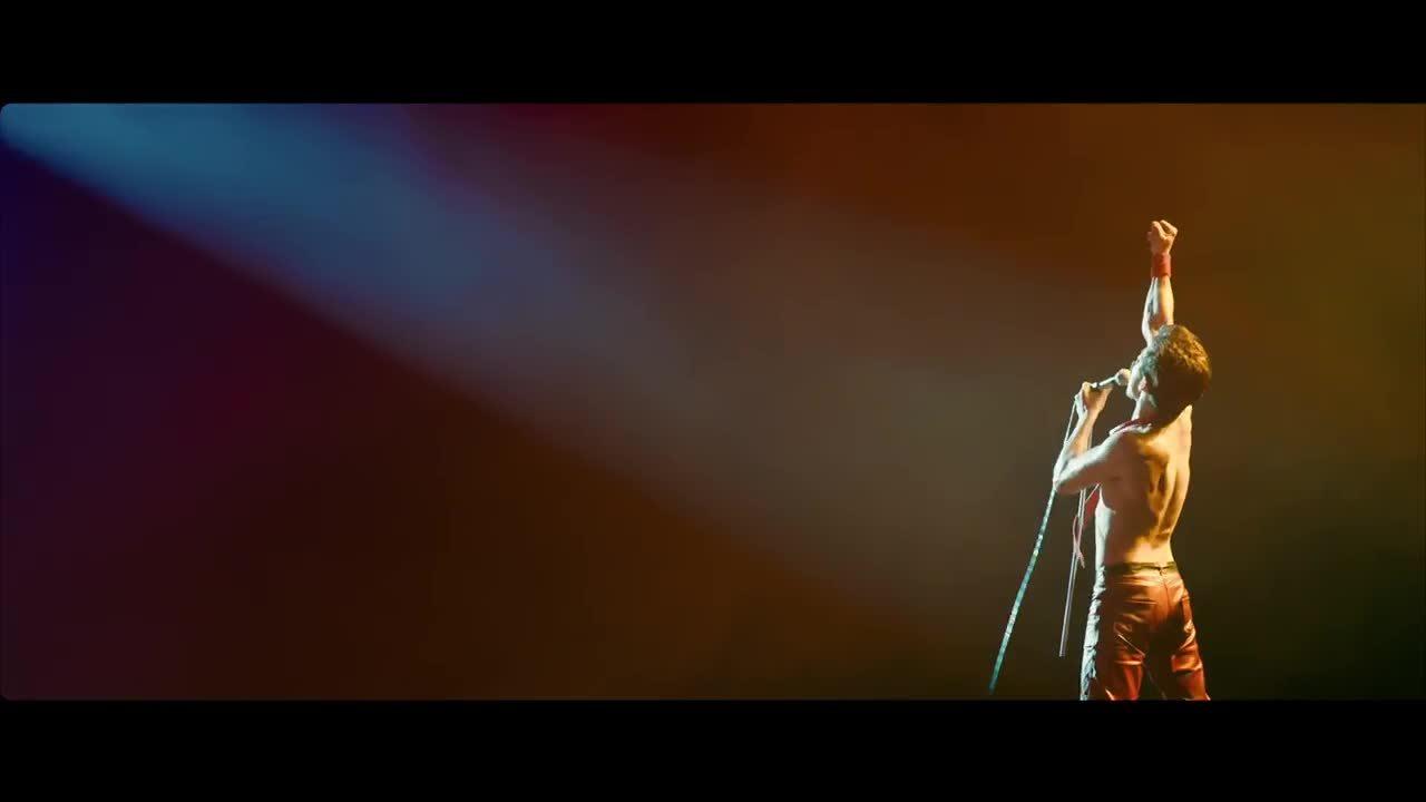 Trailer 'Bohemian Rhapsody'