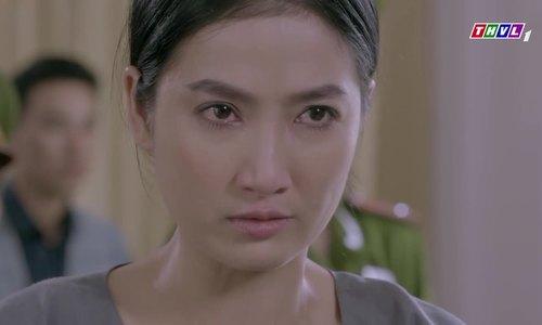 """Cảnh Quỳnh Lam bị tuyên án chung thân trong phim """"Lời nguyền"""""""
