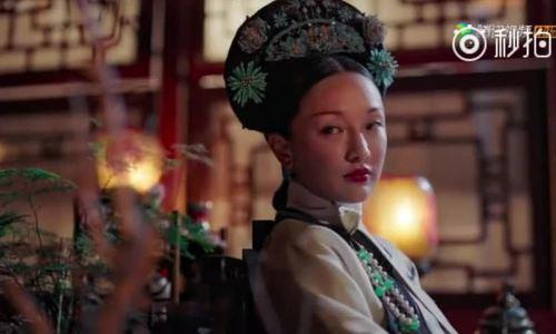 Châu Tấn trong tập cuối Như Ý truyện