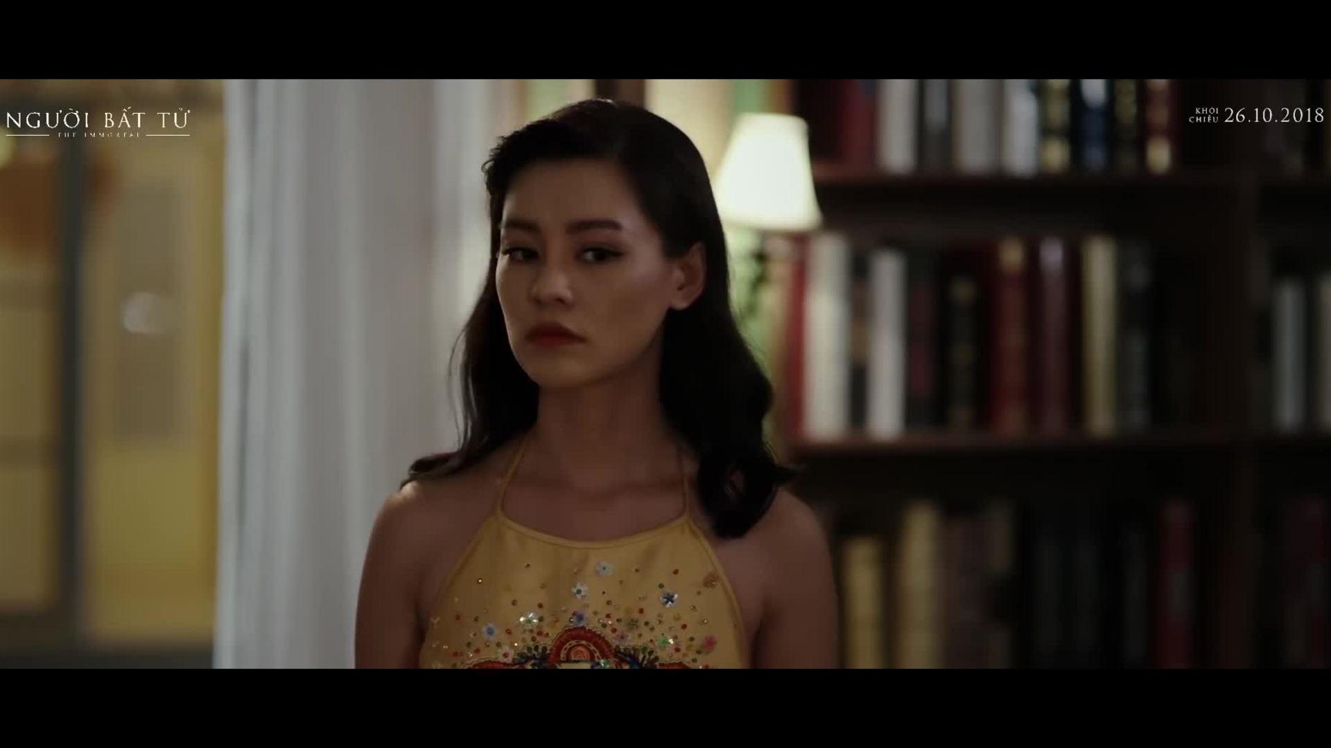 MV Ngày chưa giông bão (Bùi Lan Hương, phim Người bất tử)