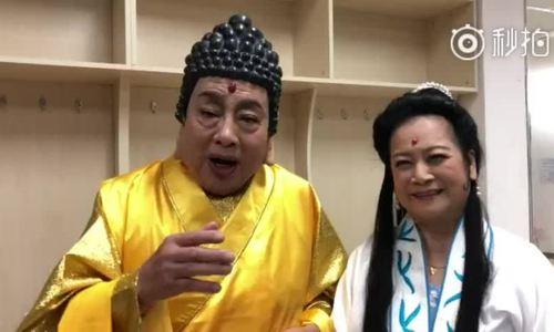 Tuổi 80 của diễn viên đóng Phật Tổ Như Lai trong 'Tây du ký'