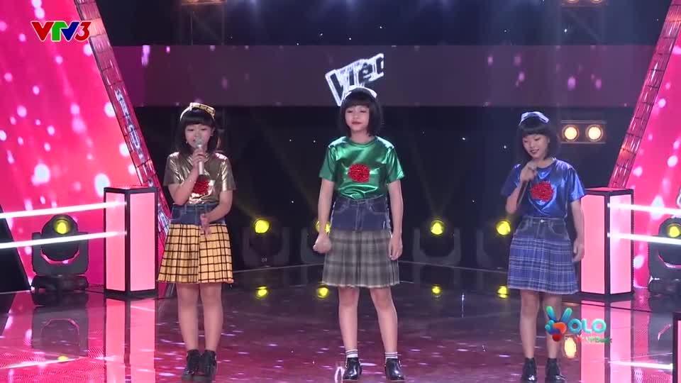 Học trò Hồ Hoài Anh gây thích thú khi hát hit Chi Pu