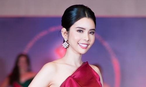 Sắc vóc người đẹp miền Tây đăng quang Hoa hậu Du lịch Thế giới - ảnh 9