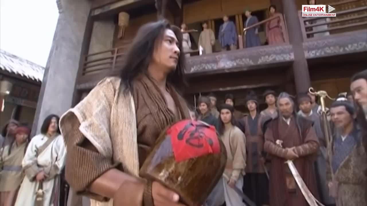 Tiêu Phong đại chiến ở Tụ Hiền Trang phiên bản năm 2003