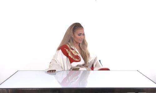 Jennifer Lopez trên tạp chí InStyle