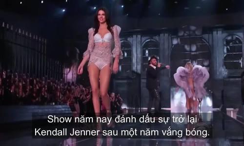 Hậu trường Victoria's Secret 2018