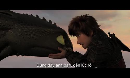 Trailer How To Train Your Dragon 3