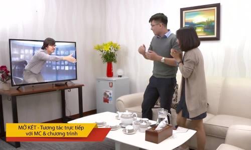 Truyền hình tương tác, cá nhân hóa trải nghiệm cho người Việt