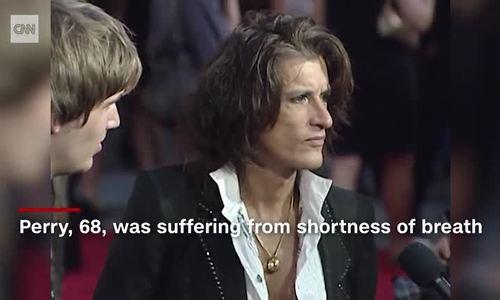 Thành viên nhóm nhạc Aerosmith ổn định sau khi nhập viện