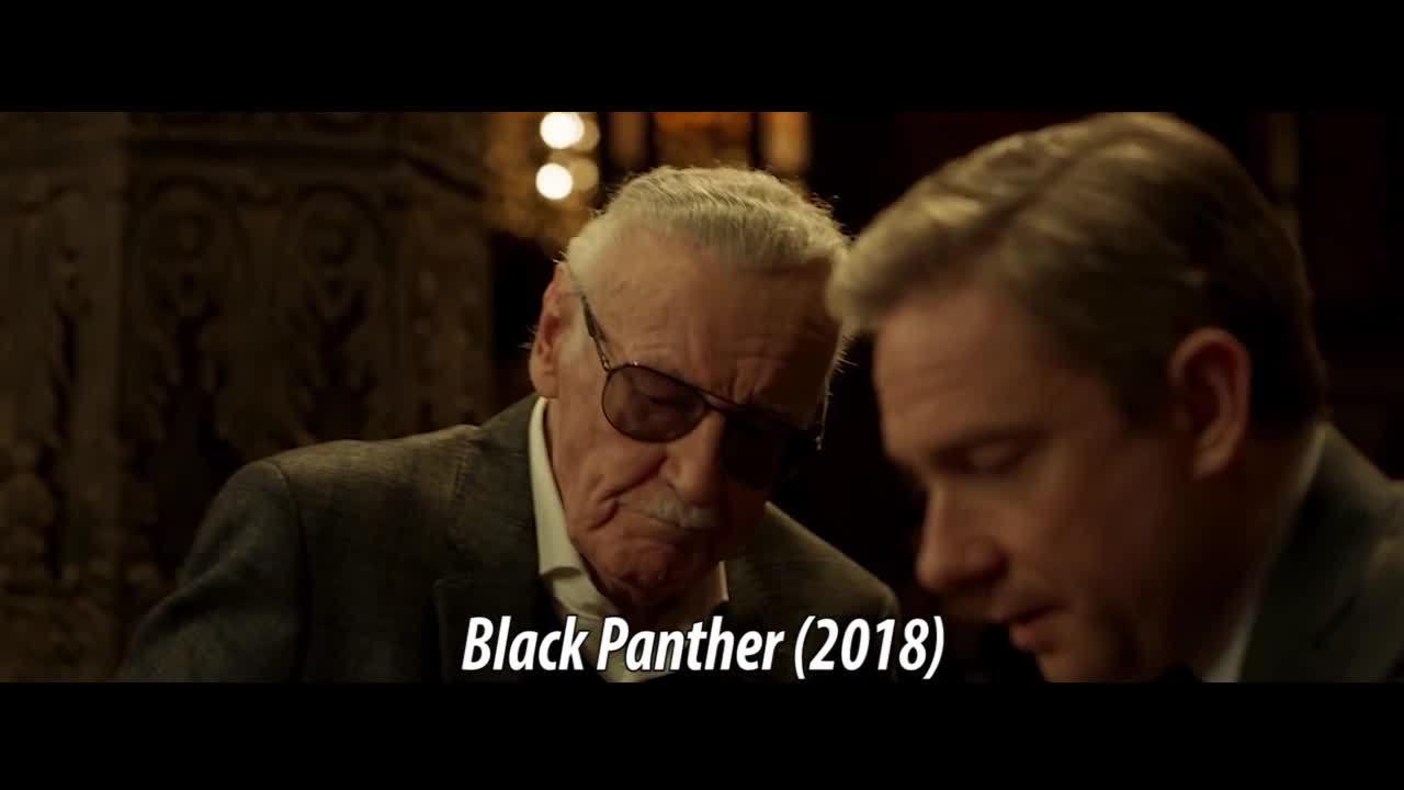 Các vai khách mời của Stan Lee