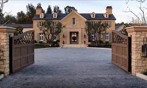 Ngôi nhà 60 triệu USD của Kim Kardashian