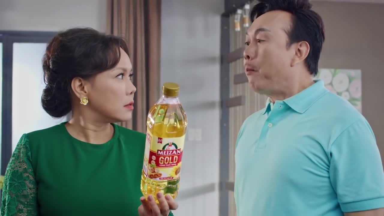 Việt Hương 'thành đôi' với Chí Tài