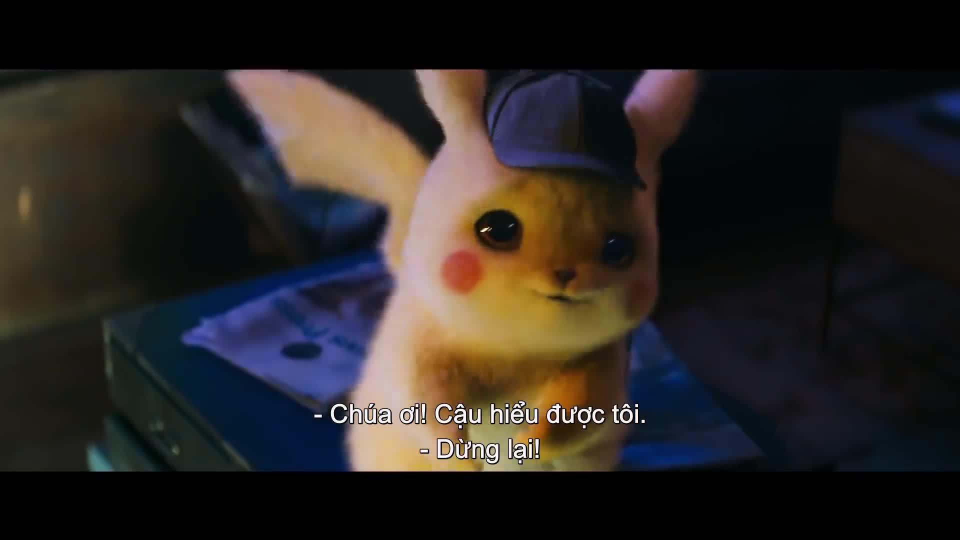 Trailer Pokémon: Detective Pikachu