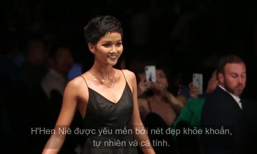 Phong cách H'Hen Niê sau gần một năm đăng quang