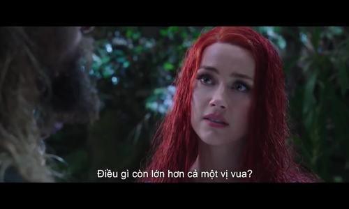 Trailer Aquaman Đế vương Atlantis