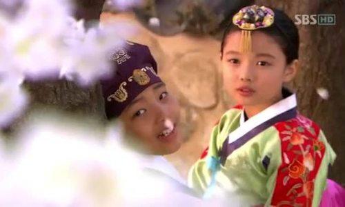 """Một phân cảnh của Kim Yoo Jung và Yeo Jin Goo trong """"Ijimae"""