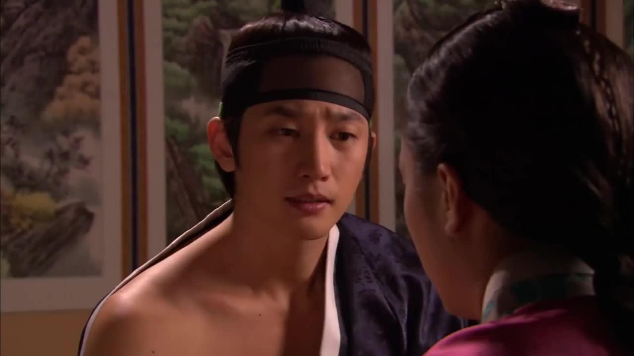 Park Shi Hoo trong phim 'Ijimae'