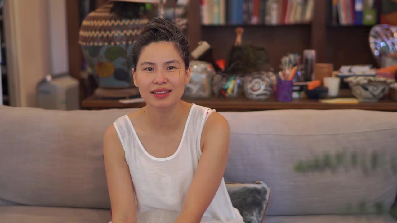 Nhà vườn nghìn m2 phong cách hội họa của NTK Thủy Nguyễn