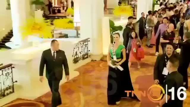 Thí sinh Miss Universe 2018 chào báo giới Thái Lan