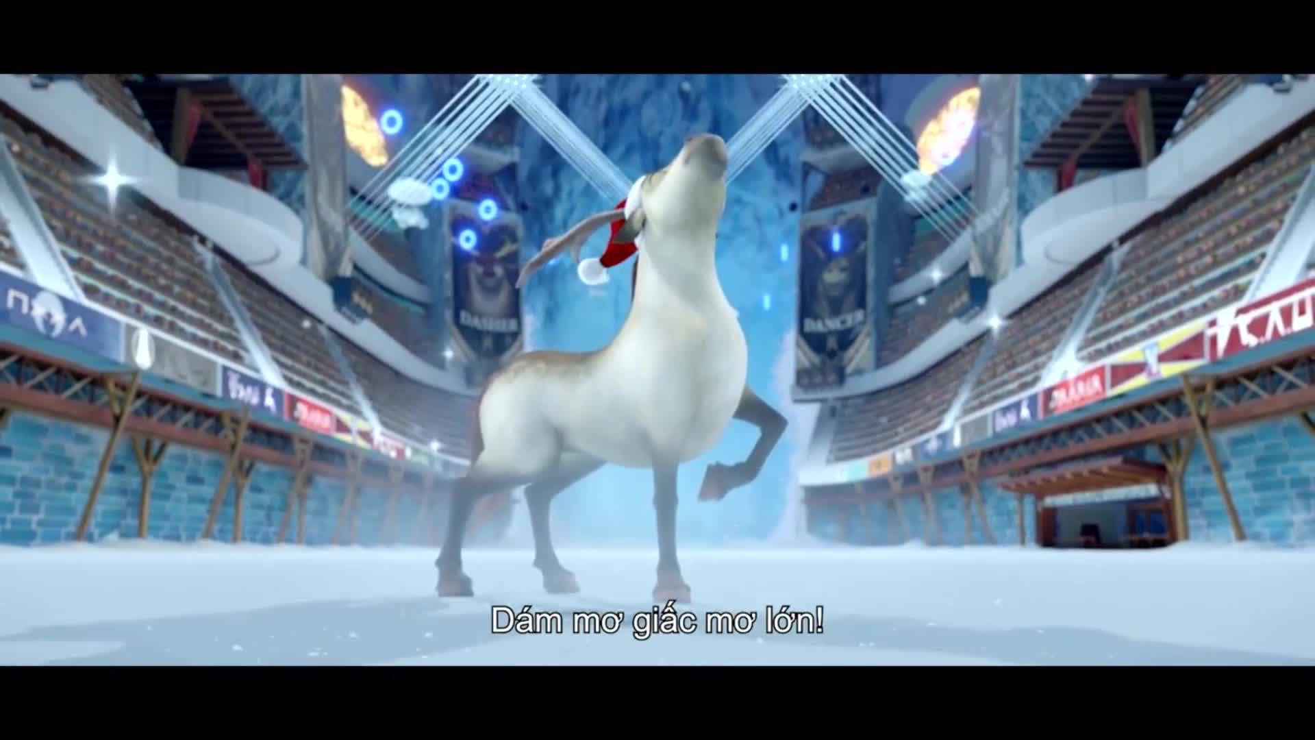 Elliot - The Littlest Reindeer (Elliot - Tuần lộc giả danh)