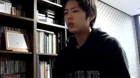 Park Bo Gum hát
