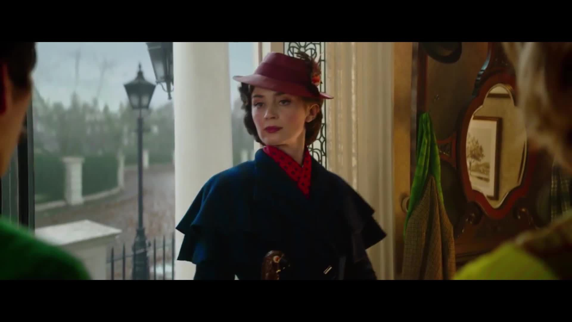 Trailer Mary Poppins Returns (Mary Poppins trở lại)