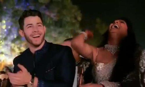 Nick Jonas hát trong đám cưới Hoa hậu Priyanka Chopra