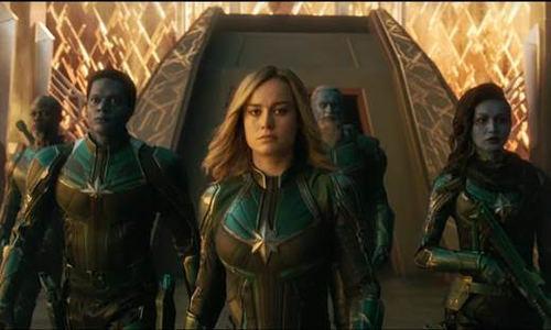 Trailer 'Captain Marvel'