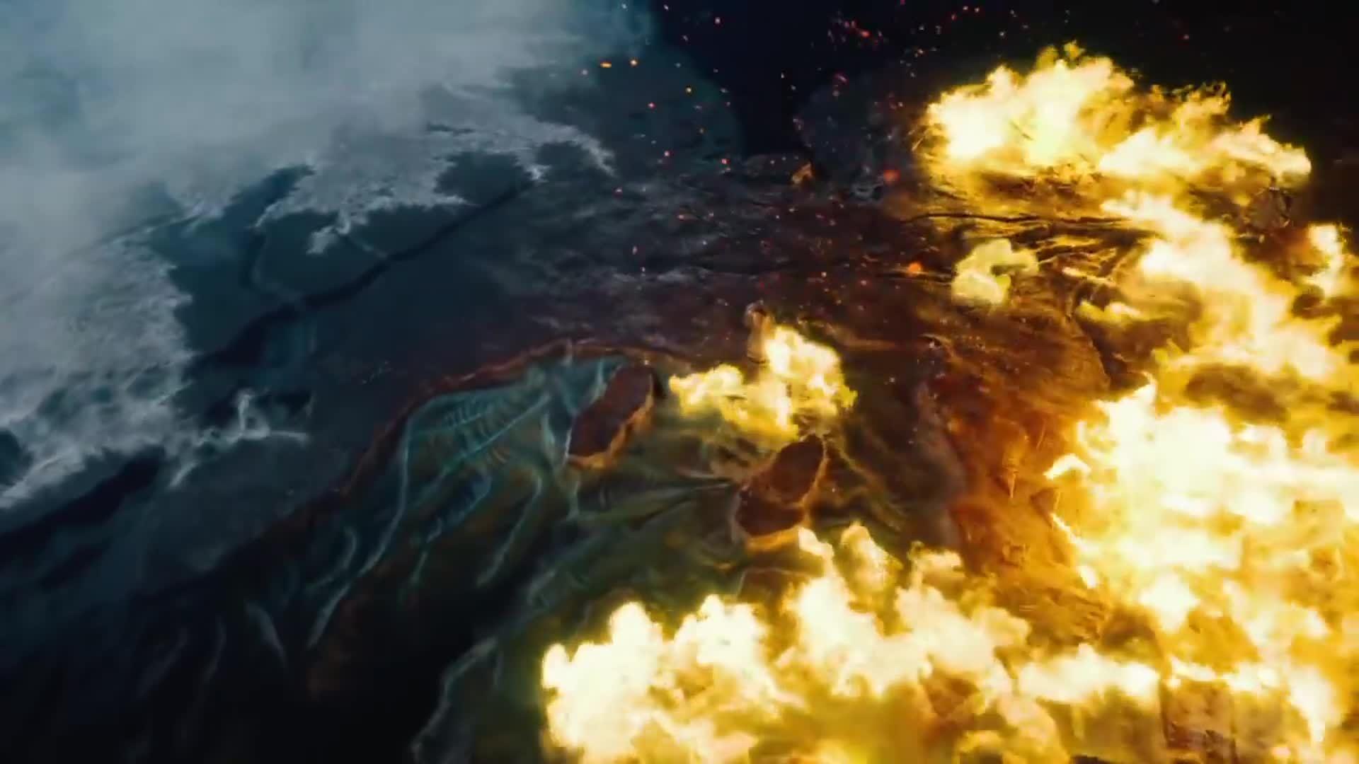 Game of Thrones mùa cuối hé lộ đại chiến băng - lửa