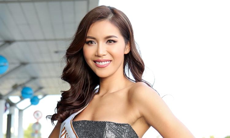 Minh Tú khóc khi nhận giải 'Hoa hậu được yêu thích nhất' của Missosology