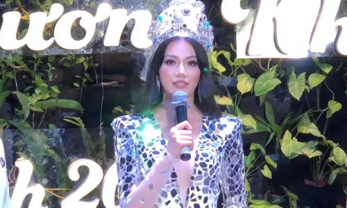 Phương Khánh phủ nhận thông tin cho rằng cô mua giải