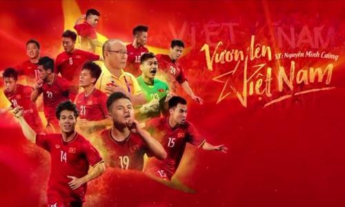 Bùi Anh Tuấn, Only C hát cổ vũ đội tuyển Việt Nam