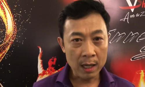 Vân Sơn kể về tình thân với nghệ sĩ Chánh Tín
