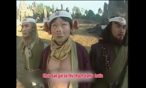 Đoạn mở đầu Tây Du Ký TVB phần 2