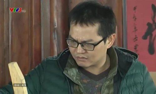 """NSND Trung Hiếu trong phim """"Hai trái tim vàng"""""""