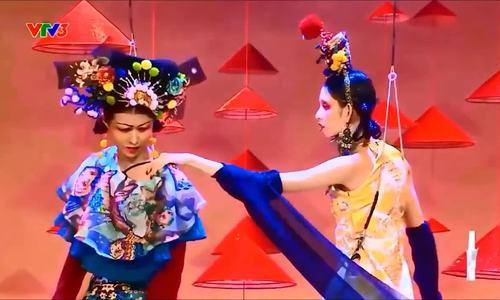 Thùy Dương và Cao Thiên Trang cãi nhau ở Next Top 2017