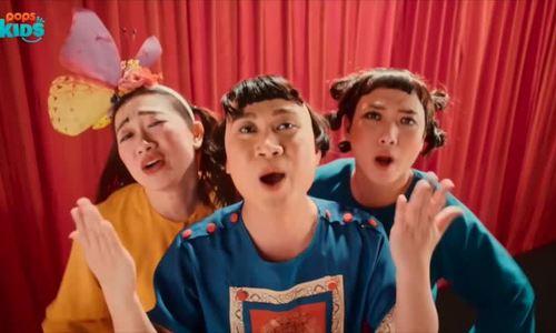 Thành Lộc dặn dò Don Nguyễn cẩn thẩn khi làm nhạc thiếu nhi
