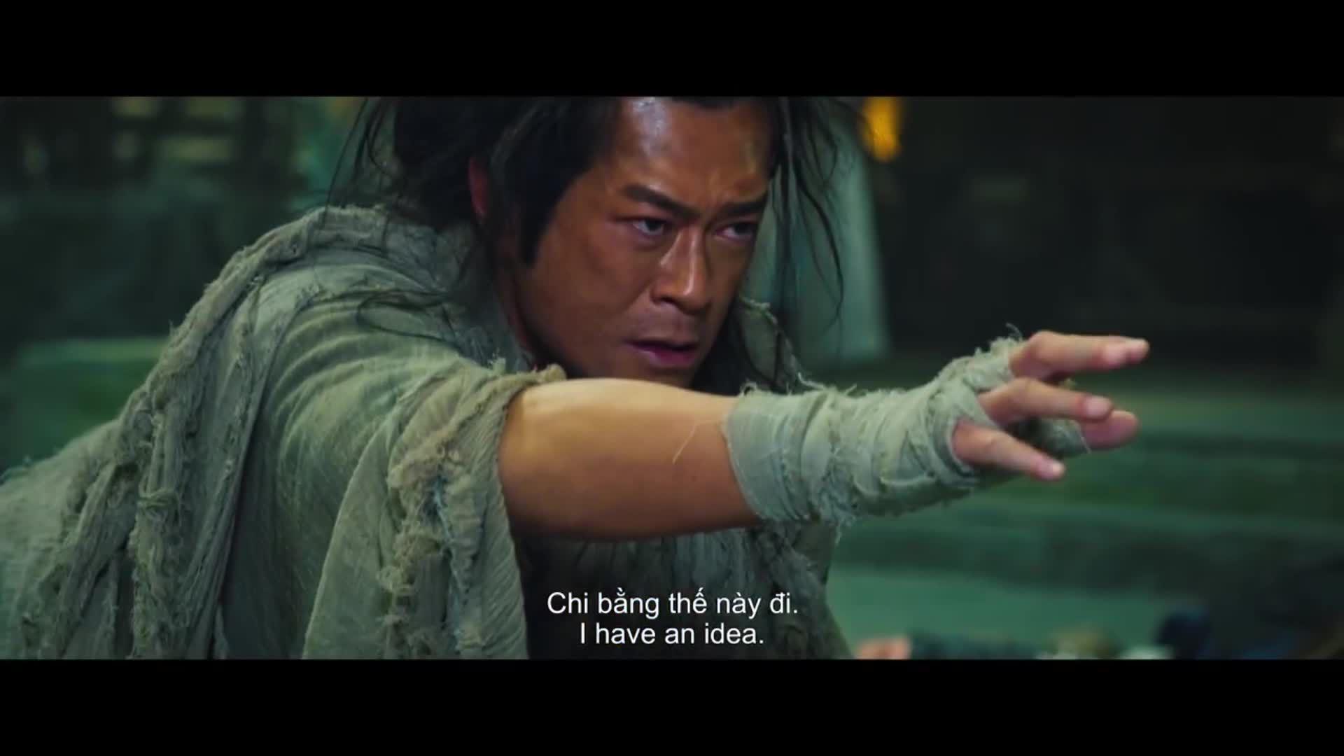 Trailer Võ lâm quái thú (Kung Fu Monster)
