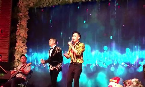 Đàm Vĩnh Hưng, Dương Triệu Vũ song ca 'Lạc mất mùa xuân'