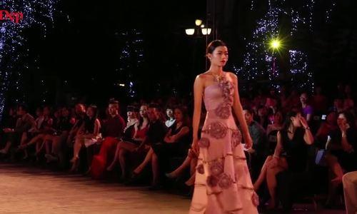 BST Lý Quí Khánh ở Đẹp Fashion Runway 3