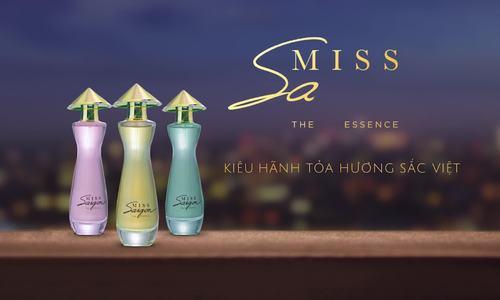 Nước hoa Miss Saigon The Essence